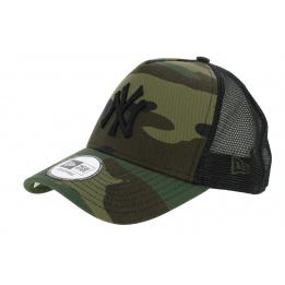 Trucker New York Camouflage Cap - New Era