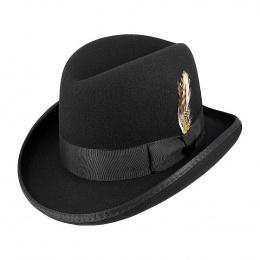 Chapeau Homburg - Noir