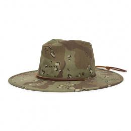 Chapeau Traveller Ranger II Coton Camouflage - Brixton