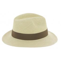Traveller Hat Caoba Panama Natural Panama Hat - Traclet