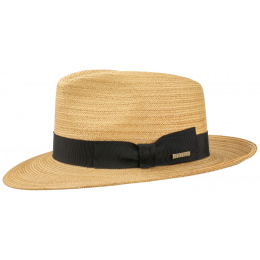 Chapeau Fédora Robbins Panama Cuivre - Stetson