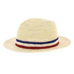 Chapeau de paille Mahé