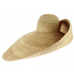 Le chapeau Bomba - Capeline large bord couture
