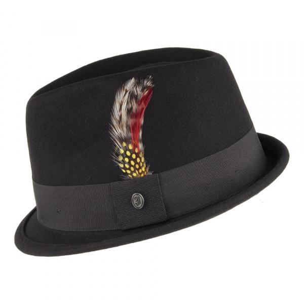 city wool felt hat