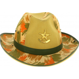 child sheriff's hat