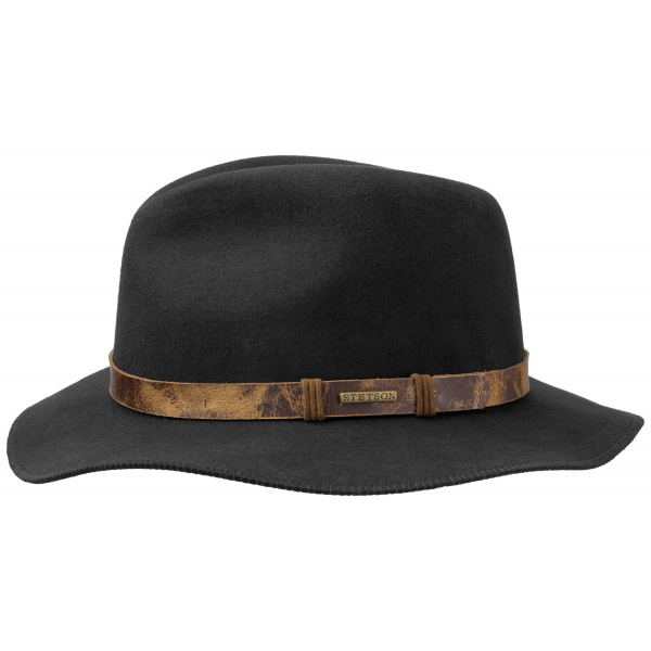 chapeau stetson vitafelt eagar noir