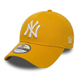 New Era League Essential 9forty NY Yankees Yellow Cap