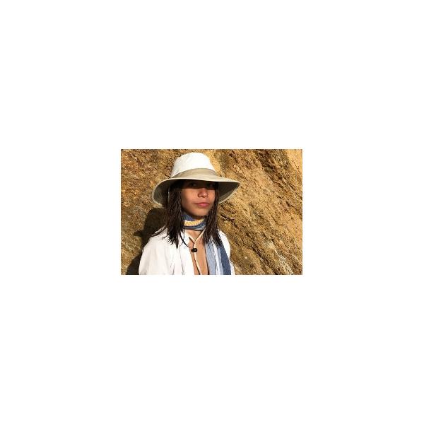 Chapeau Traveller Black Rock Haute Protection - Soway