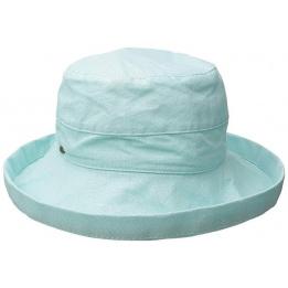 Chapeau de soleil Lanikai bleu Aqua - Scala
