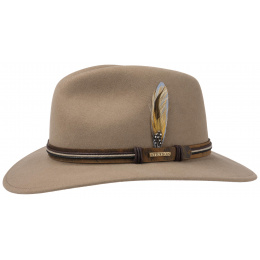 chapeau Traveller Taos beige stetson
