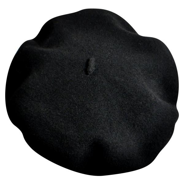 Béret Anglobasque Kangol - Noir