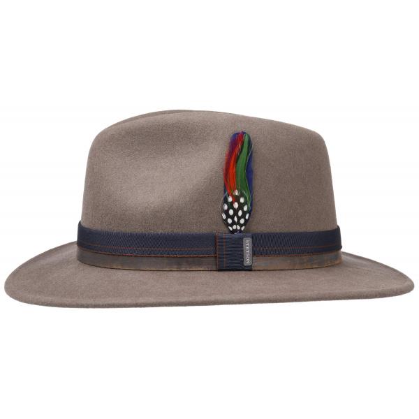 Chapeau Traveller Pitman Taupe - Stetson