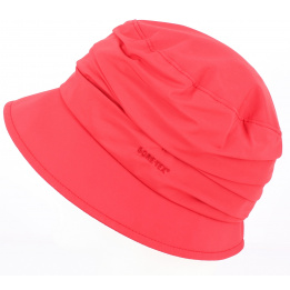 Red rain Bob Edda hat - Gore Tex