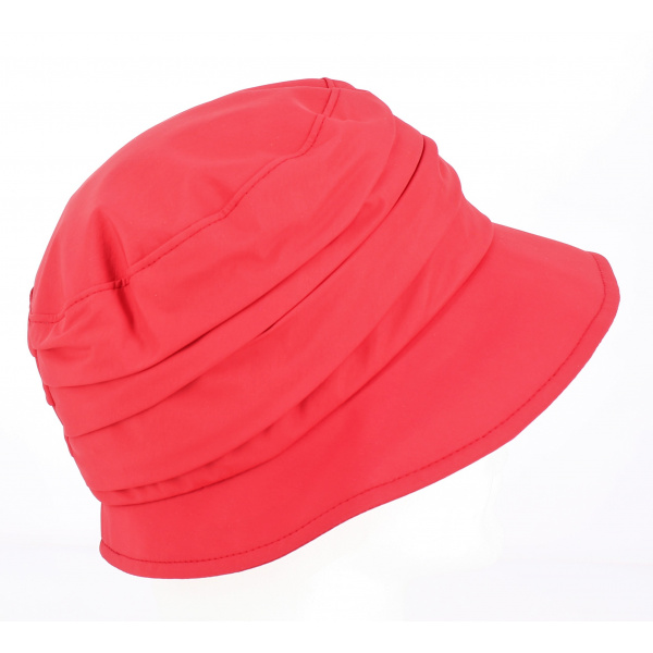 Red rain Bob Edda hat - Gore Tex