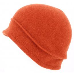 Beret- Bonnet City Laine Orange - TRACLET