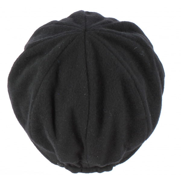 Cap Gavroche Nutmeg Black Gore-Tex Traclet