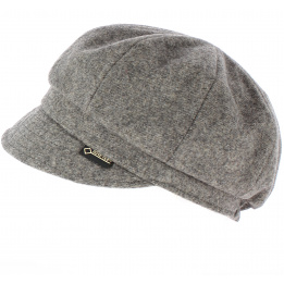 Casquette Gavroche Nutmeg Taupe Gore-Tex Traclet