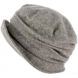 Elda Gore-Tex® Taupe Hat - Traclet