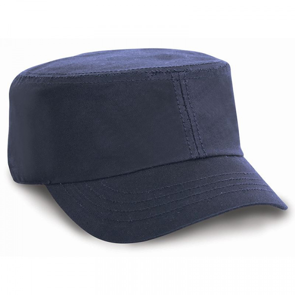 Casquette Army Coton  Marine- Result Headwear