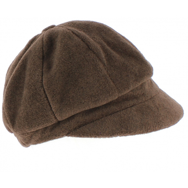 Gavroche Abby polar cap Brown - TRACLET