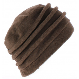Jacobins Brown Polar Toque Cap - TRACLET