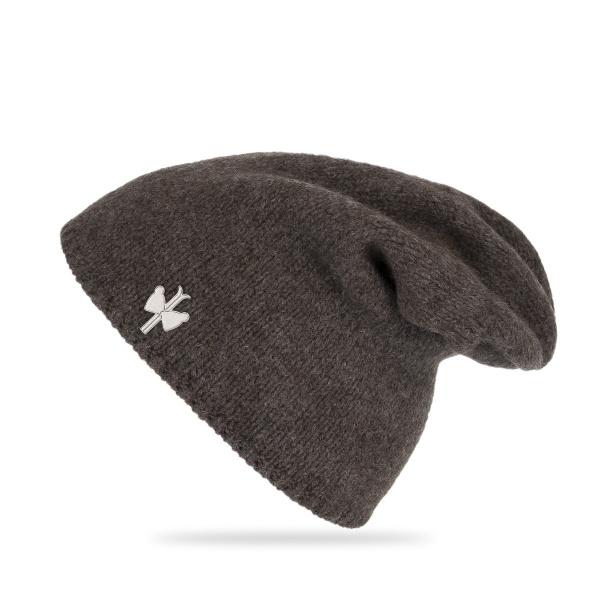 Bonnet Oversize Pienza Marron - Pipolaki