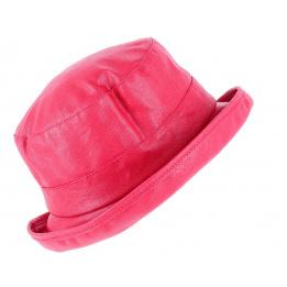 Chapeau Cloche de pluie  Suzanne Rouge - CRAMBES