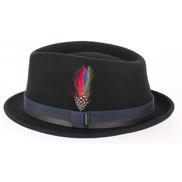 Chapeau Decato Trilby Noir- Stetson