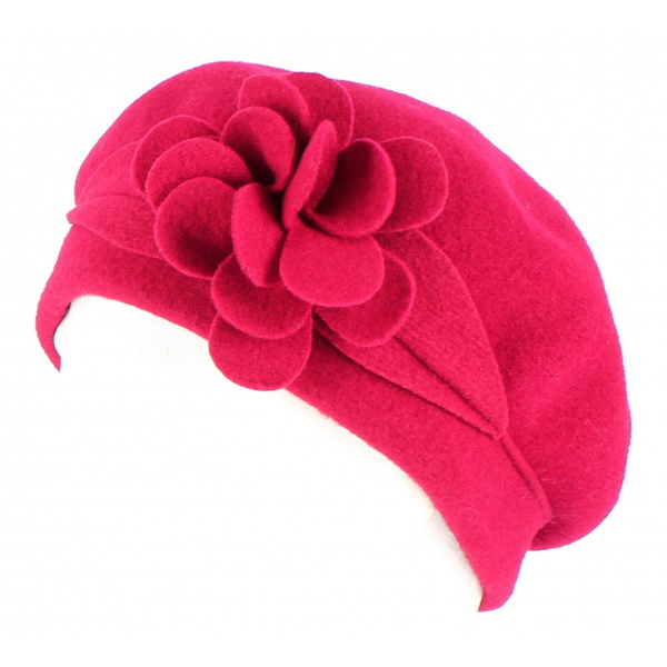 Capucine beret - Hermès - Heritage by Laulhère