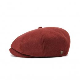Brood Cap Wool Merlot- Brixton