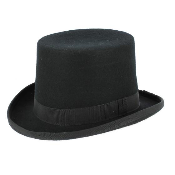 Chapeau haut de forme - Gibus