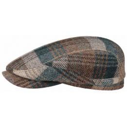 Casquette bandera Woolrich Check - Stetson