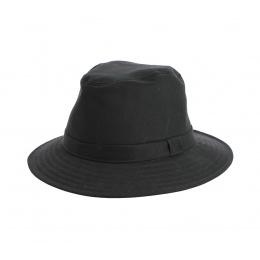 Chapeau Orvieto Noir- Crambes