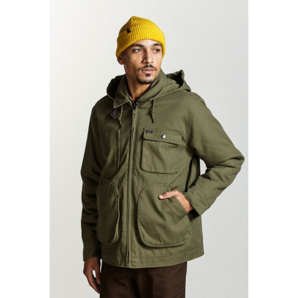 Bonnet tricot Heist - Brixton
