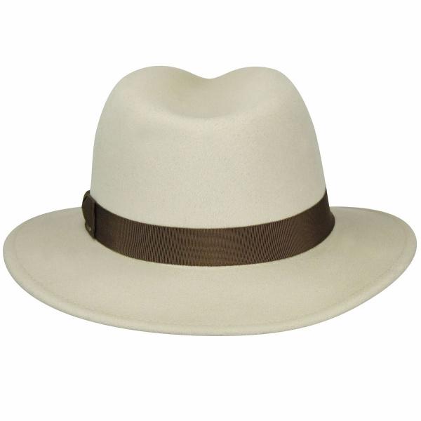Chapeau Curtis Crème- Bailey