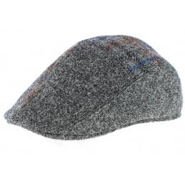 Harris Tweed Wool Ascot Cap - CRAMBES