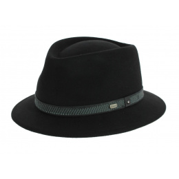 Traveller Touring Hat Black- Crambes