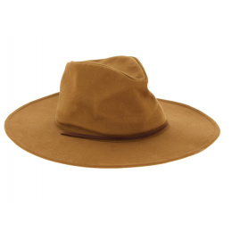 Chapeau Ranger II Coton Camel - Brixton