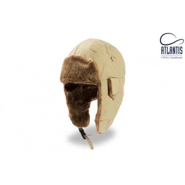 Chapka Ushanka - Eco Polar Kaki