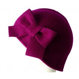 Béret Seine Violet- Héritage par Laulhère