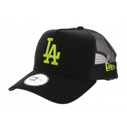 Los Angeles Dodgers Essential Black/Fluo- New Era Cap