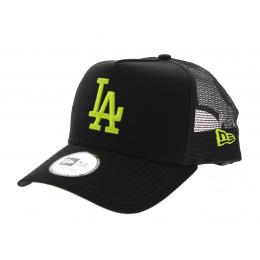 Los Angeles Dodgers Essential Black/Fluo- New Era Cap