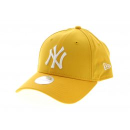 New Era League Essential 9forty NY Yankees Yellow-New Era Cap