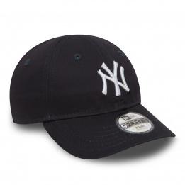 Casquette Baseball Strapback Basic Leag Coton Gris - New Era