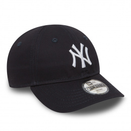 Genuine New York Baseball Kids Cap Navy Blue - New Era