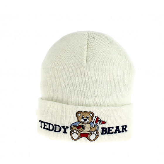 Teddy Bear Child Hat- Traclet
