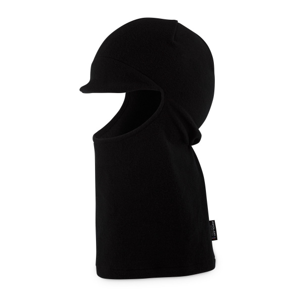 Cagoule Shanty Polaire Noire- Pipolaki