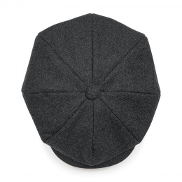 Casquette Irlandaise Théo Laine Anthracite - Traclet