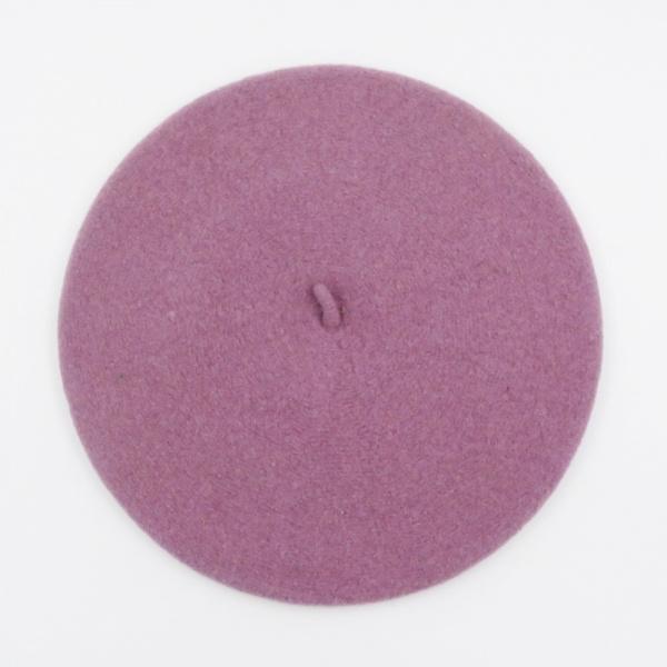 Béret Classique Violet- Le Béret Français