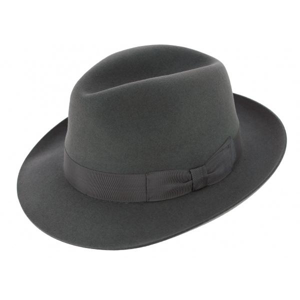 Chapeau fedora  Bogarte Gris - Flechet
